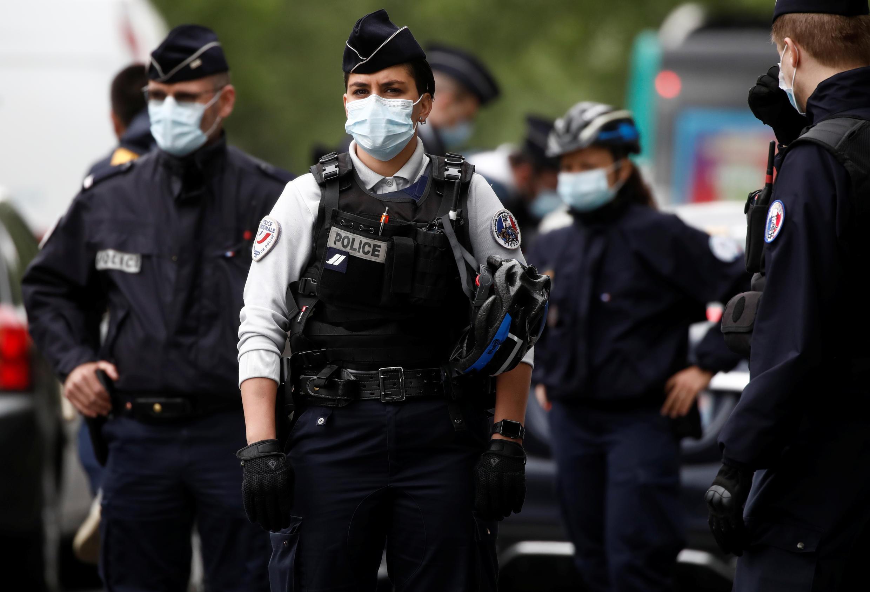 POLICE_HEALTH-CORONAVIRUS-FRANCE