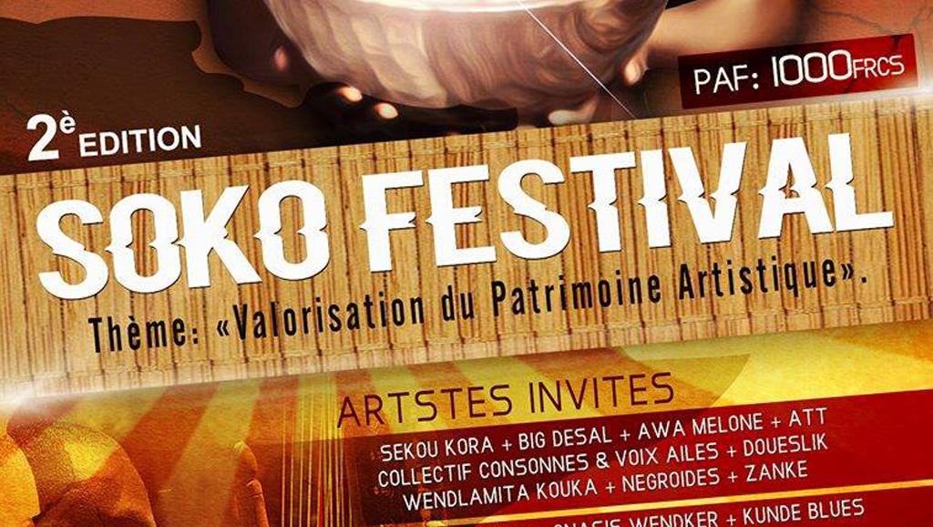 La deuxième édition du Soko Festival se tient jusqu'au 8 janvier 2017.