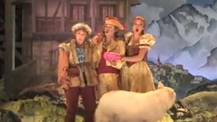 Scène de «Guillaume Tell», à l'Opéra Royal de Wallonie.