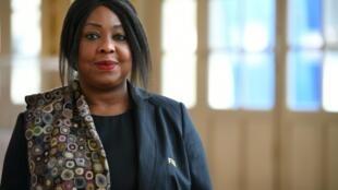La Sénégalaise Fatma Samoura.