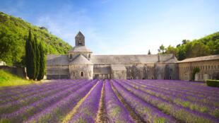 入選2019梯次文古修復工程刮刮樂的修道院L'abbaye de Senanque  1148年打造