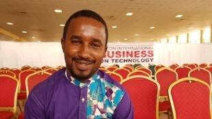 Diallo Ben Idrissa, dirigeant de la structure UNICOM.