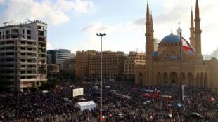 Beirute Sabado Manif
