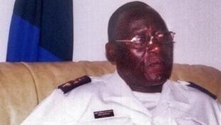 Rear Admiral Jose Americo Bubo Na Tchuto, accused of being behind the coup attempt
