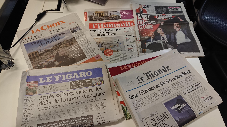 Diários franceses 11.12.2017