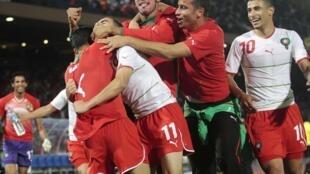 Le Marocain Younes Belhanda.