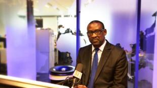 Abdoulaye Diop, ministre malien des Affaires étrangères.
