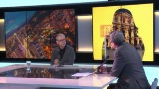 El arquitecto Pablo Katz fue nuestro invitado en Escala en París.