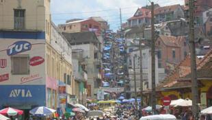 Antananarivo.