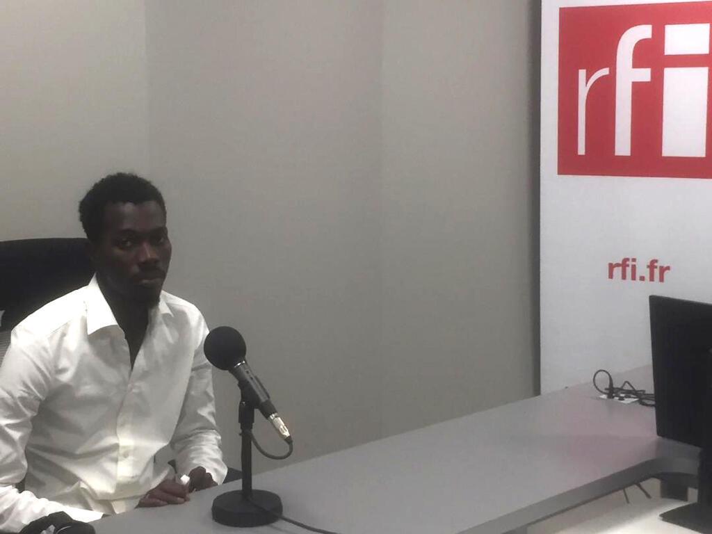 Djibril Diaw, président de Fouta Poular Hip Hop.
