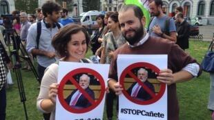 Campaña #STOPCañete.