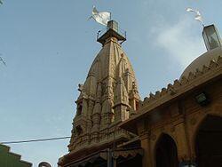 معبد هندوSwaminarayan  در کراچی