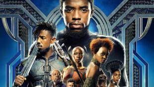 Cartaz do filme «Black Panther».