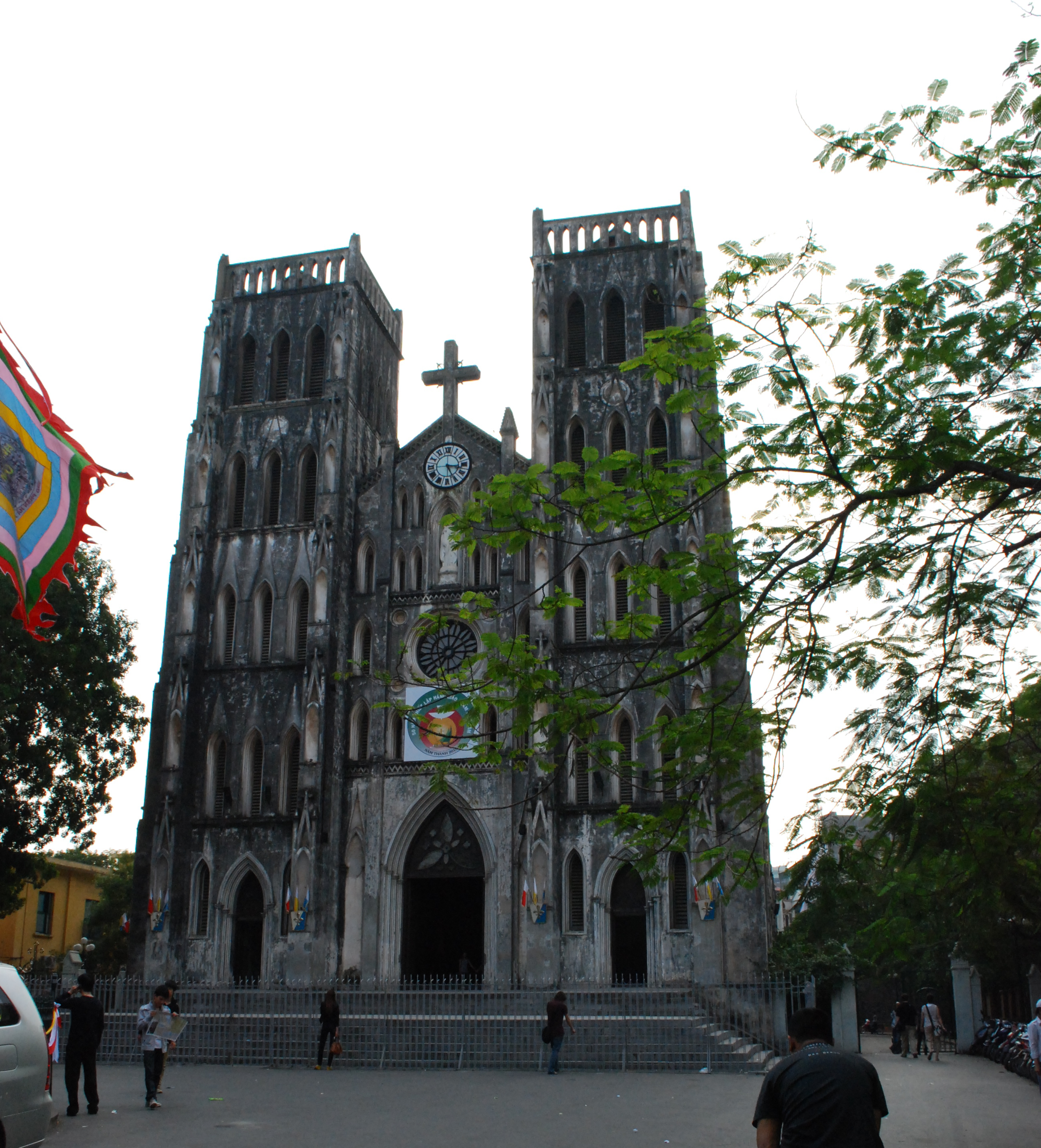 Cathedrale de Hanoi_2009