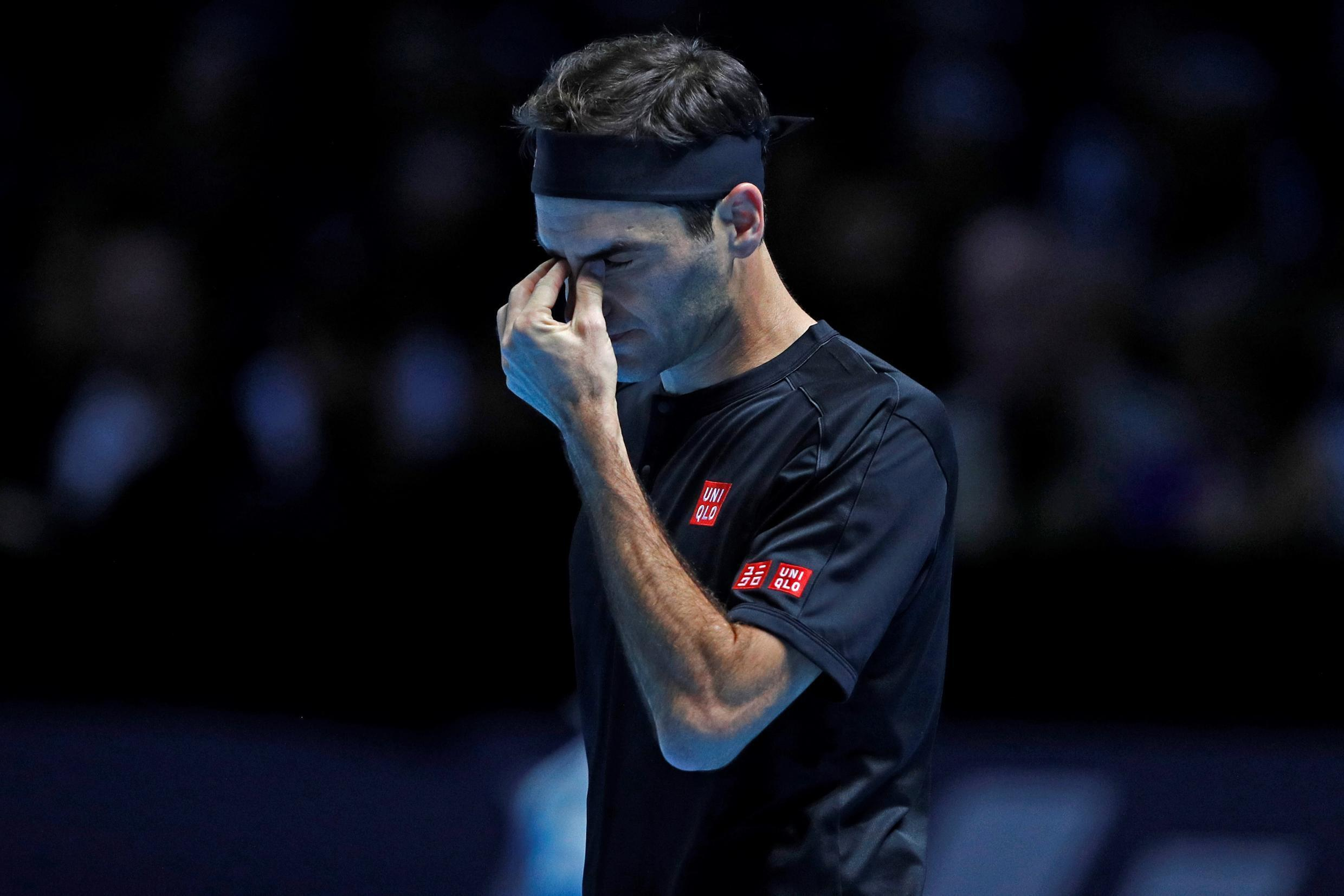 Roger Federer will miss the rest of the 2020 season to recover from a knee injury.