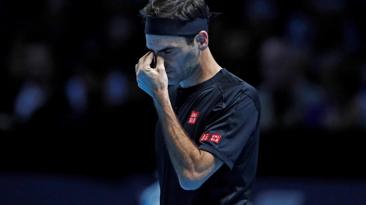 Federer to miss rest of 2020 tennis season after second operation on his knee