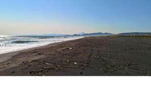 Kamchatka plage