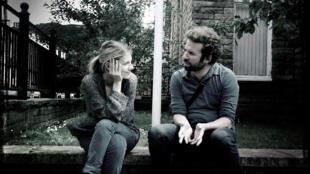 Mélanie Laurent y Cyril Dion, protagonistas de la película 'Demain'