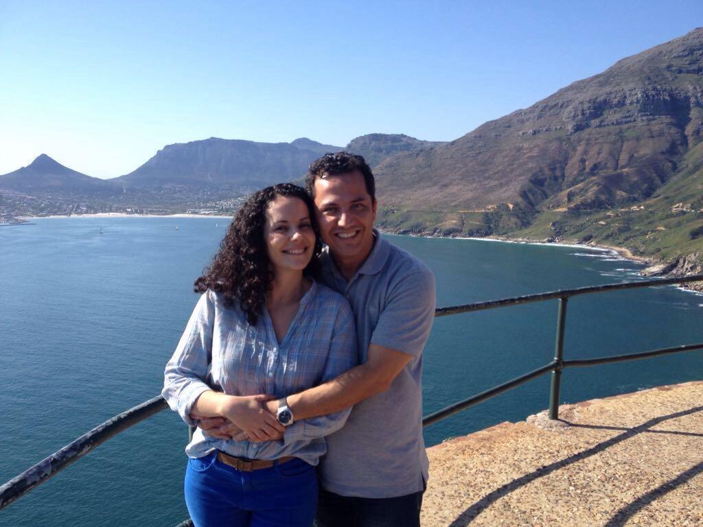 Renata e Moacir Araújo se instalaram na Cidade do Cabo (Cape Town) depois de fazer sucesso com o pão de queijo mineiro.