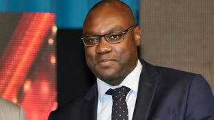 Le Camerounais Patrick Mboma.