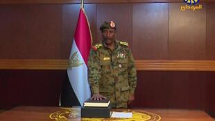 ژنرال عبدالفتاح برهان عبدالرحمن، رییس جدید شورای نظامی سودان
