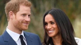 哈里王子和梅根