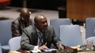 Le ministre burundais des Affaires étrangères, Albert Shingiro, a rencontré son homologue rwandais à la frontière des deux pays (image d'illustration)