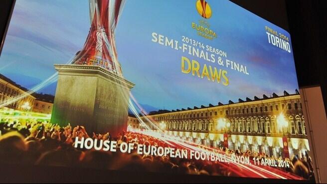 Primeira-mão das meias-finais da Liga Europa