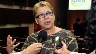 A presidente do Instituto de Pesquisa Econômica Aplicada, Vanessa Petrelli Corrêa participará do grupo de trabalho encarregado por definir novos objetivos de desenvolvimento sustentável após 2015.