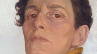 Gluck (Hannah Gluckstein), autorretrato de 1942