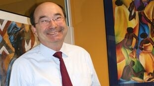 Le vice-président de la Miga, Michel Wormser.