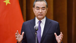Le chef de la diplomatie chinoise, Wang Yi.