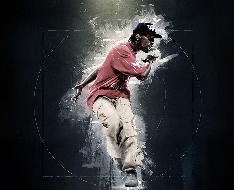 Poster of 'Juste Debout 2013'