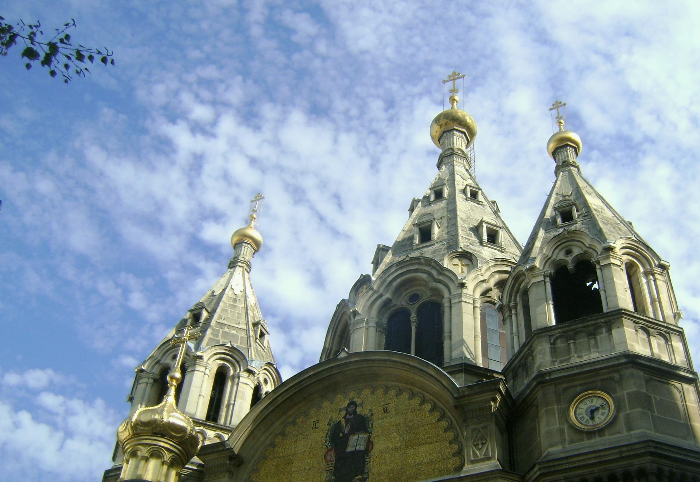 Собор Александра Невского в Париже — центр русской архиепископии с начала 1920-х