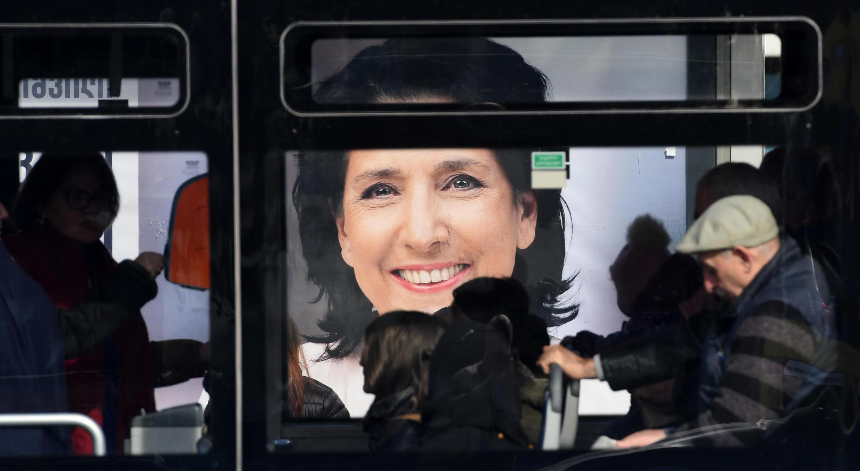 Победу на президентских выборах в Грузии одержала Саломе Зурабишвили