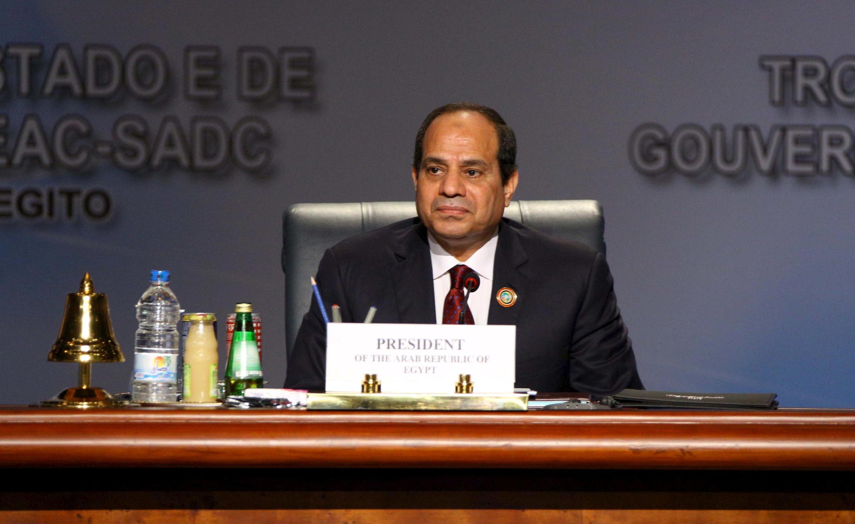 Shugaban kasar Masar Abdel Fattah al Sissi