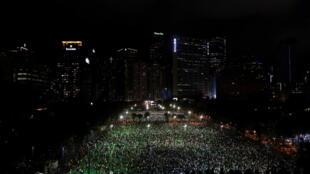 Hong Kong - Tiananmen