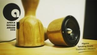 « Higoma » des enceintes Bluetooth, produit fabriqué en partie au Cameroun