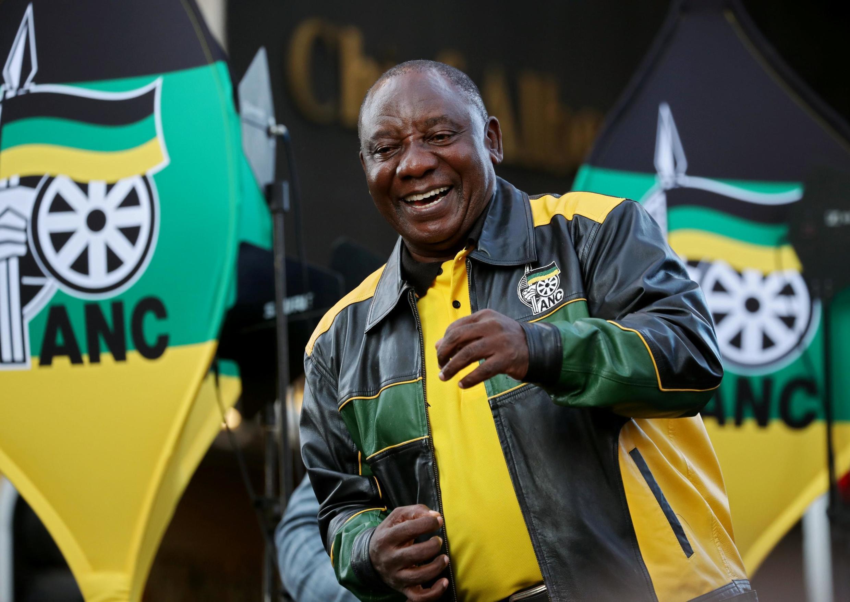 Cyril Ramaphosa, Presidente da África do Sul.