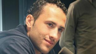 David Ospina en RFI.