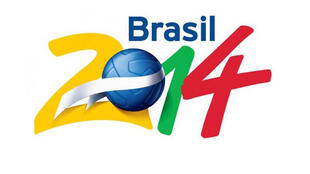 Logo da Copa do Mundo 2014.