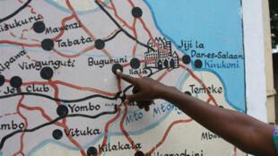Bandari ya Dar Es Salaam inahudumia mataifa jirani kama Zambia, Rwanda, Malawi, na Burundi imekuwa ikishuhudia msongamano mkubwa.