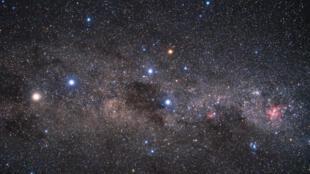 Alpha Centauri_Southern Cross