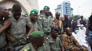 Mali Colonel Malick Diaw Ismael Wague