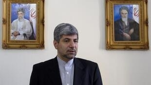 رامین مهمان پرست، سخنگوی وزارت امورخارجۀ جمهوری اسلامی ایران