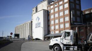 Archer Daniels-Midland,géant américain du négoce agricole basé à Chicago veut racheter son concurrent Bunge, basé à New York.