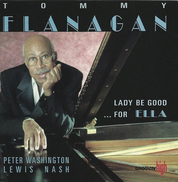 Le clin d'œil de Tommy Flanagan à son illustre partenaire, Ella Fitzgerald.