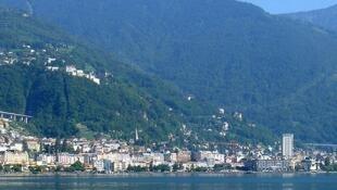 Montreux, cidade suíça que acolhe encontro Genebra 2.