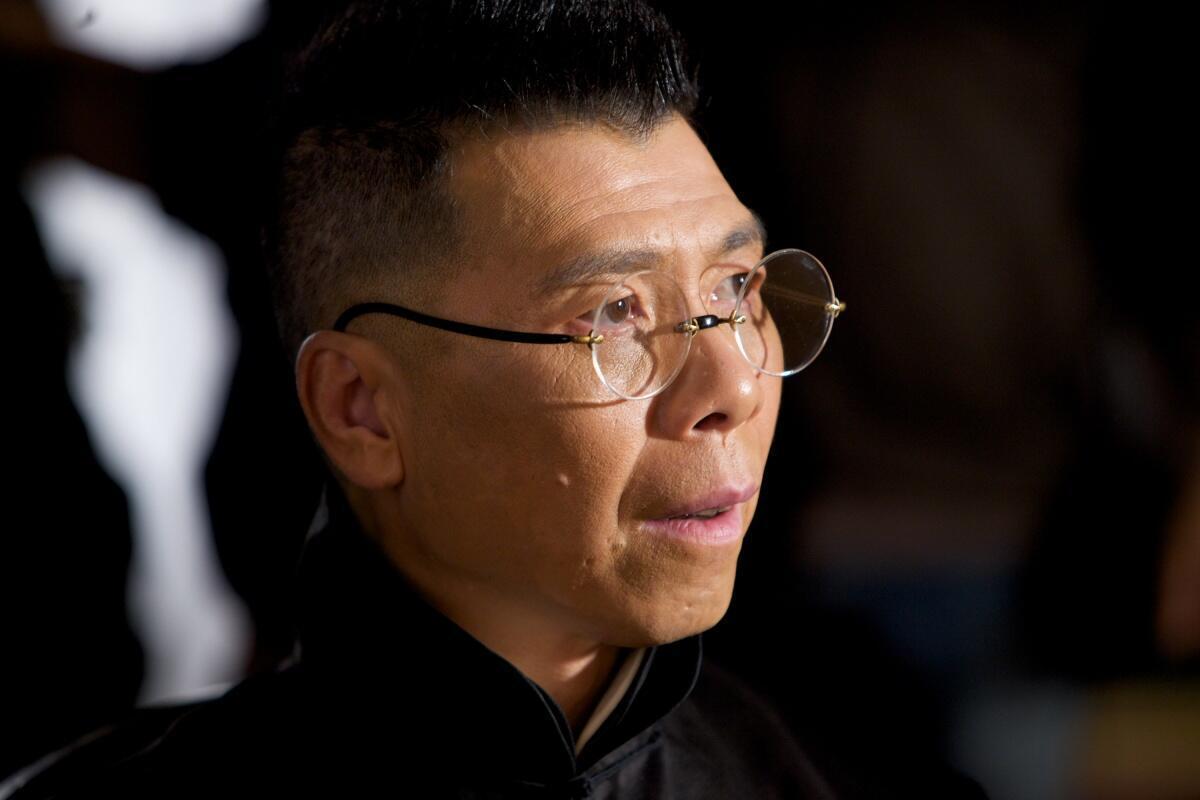 《芳華》一片的導演馮小剛。