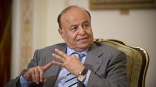 عبد ربه منصور هادی، رئیس جمهوری یمن